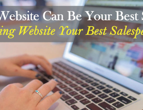 How Your Website Can Be Your Best Salesperson